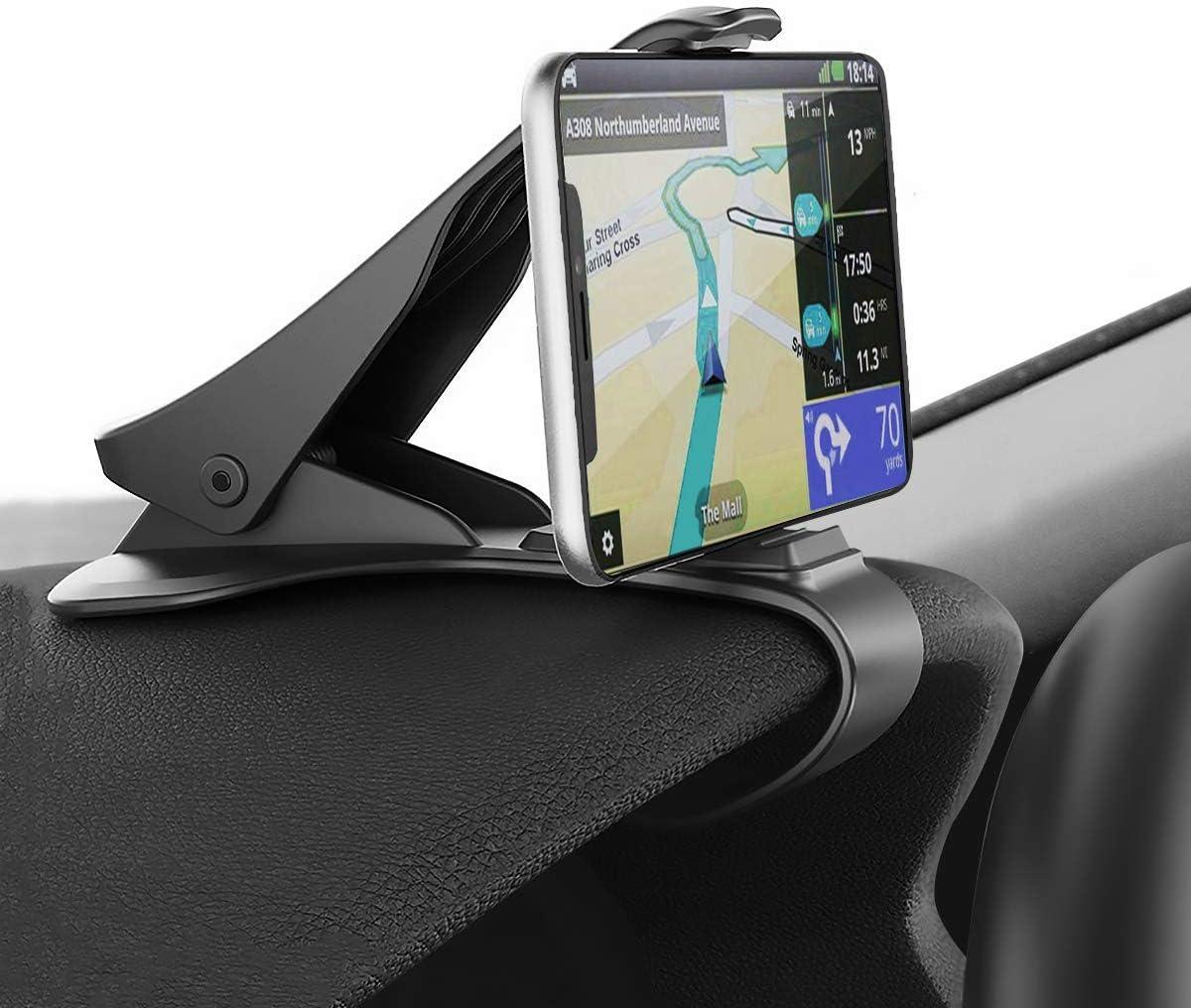 Dashboard GPS Clip Mobile Phone Holder