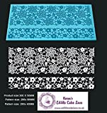 Cake Lace Mats 3D High Definition Daisy Wine - Ideal for Cake and Cupcake Decoration and Craft