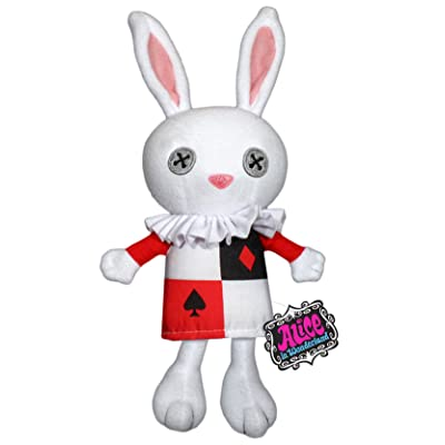 Alice in Wonderland: White Rabbit Plush: Toys & Games