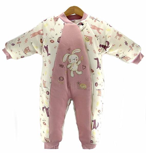 MIS - Saco de dormir - para bebé niña multicolor 0-9 Meses: Amazon.es: Ropa y accesorios