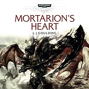 Mortarion's Heart Audiobook