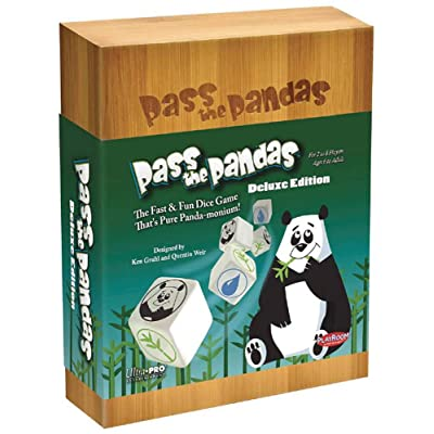 Playroom Entertainment Pass the Pandas Deluxe: Toys & Games