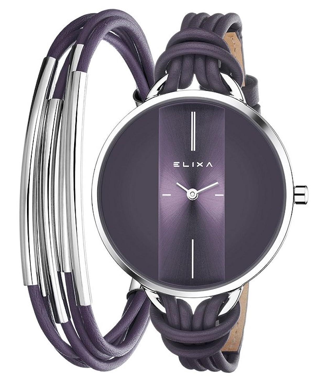 ELIXA Damenuhr Finesse E096-L369-K1 mit Armband