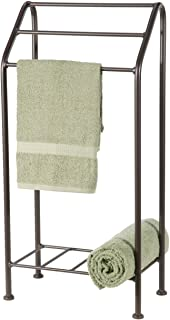 product image for Stone Country Ironworks Wall Mounted Monticello Towel Stand