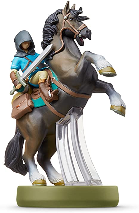 Amiibo link (riding) - Breath of the Wild (The Legend of Zelda series) Japan Import: Amazon.es: Juguetes y juegos