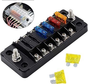 Fusible caja de fusibles positivo y negativo ZH-979A1 FB1903 1 en ...