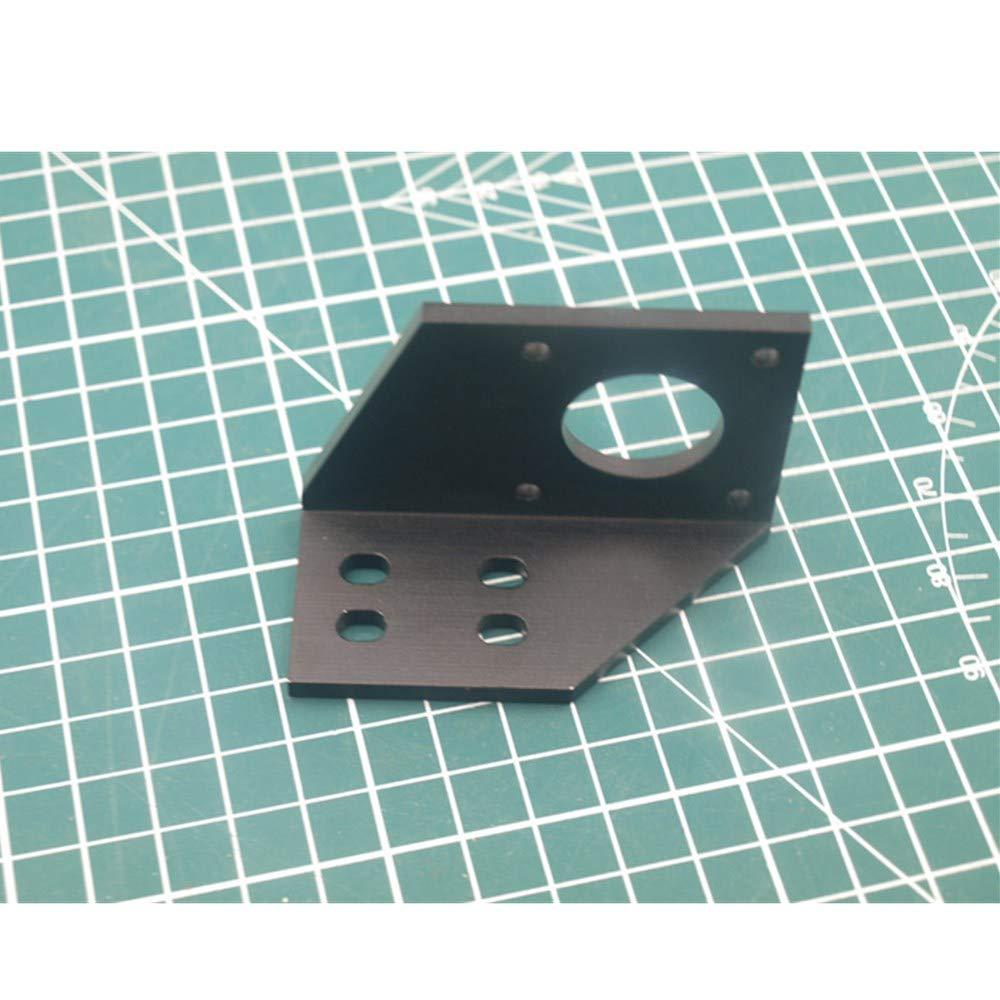 1 unids aluminio Y motor de montaje para AM8 / Anet impresora 3D ...