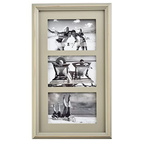 Amazon.com - UMICAL(TM) 9×15 Inch Warm Grey Wood Picture Frames ...