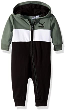 a46fa964b Amazon.com  PUMA Baby Boys  Fleece Coverall  Clothing