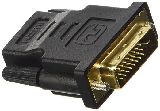 10 opinioni per Logilink Adattatore da HDMI a DVI-D F/M, Nero