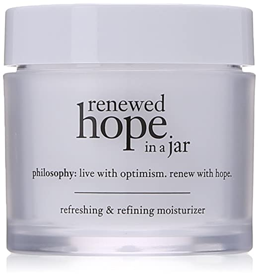 Philosophy Renewed Hope In A Jar Moisturizer for Unisex
