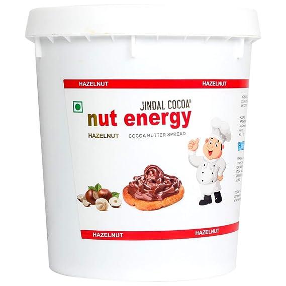 Jindal Cocoa Nut Energy Hazelnut Cocoa Butter Spread 1 Kg
