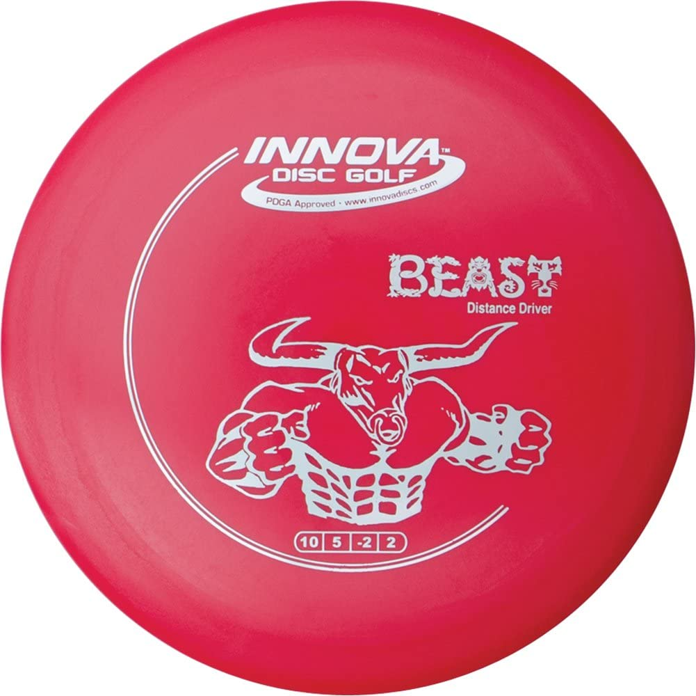 Innova DX Beast Golf Disc(Colors may vary)