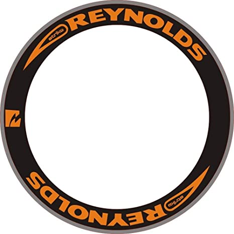 REYNOLDS STRIKE Deep Rim Wheel Decals Stickers Replacement Kit FOR 700C 2 RIMS