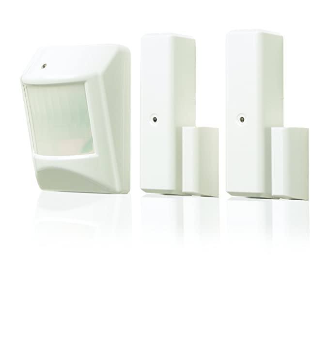 ge 45613 wave. Buy GoControl WNK01-21KIT Essential Z-Wave(R) Home Security Suite Online At Low Prices In India - Amazon.in Ge 45613 Wave W
