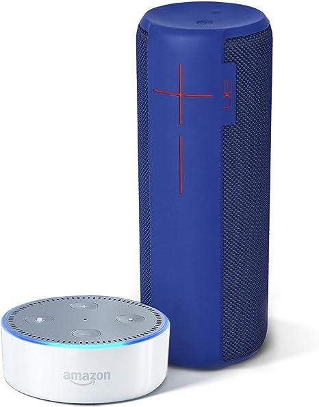 Logitech Ultimate Ears UE MEGABOOM Wireless Bluetooth Speaker Electric Blue