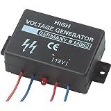 Mini générateur haute tension alimentation 9 - 12 V/DC kit monté Kemo M062