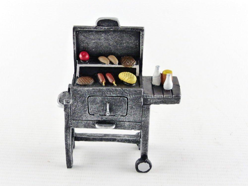 American Diorama – 77595 – Figura – Tailgate Party – Set II – Escala 1/18: Amazon.es: Juguetes y juegos