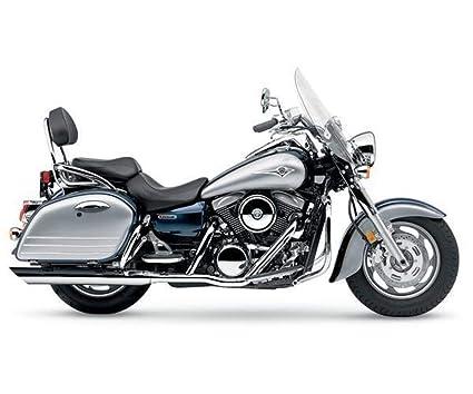 Amazon.com: Cobra True Duals Exhaust System for 1998-2008 Kawasaki ...