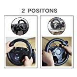 DOYO 270 Degree Rotation Pro Sport Racing Wheel for PS3/PS4/XBOX ONE/XBOX360