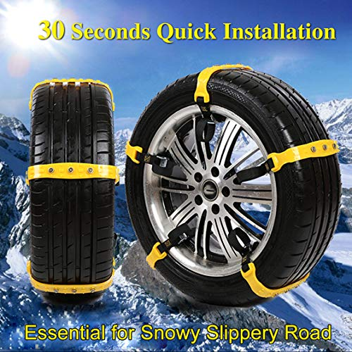 Buy the best snow tires for cars