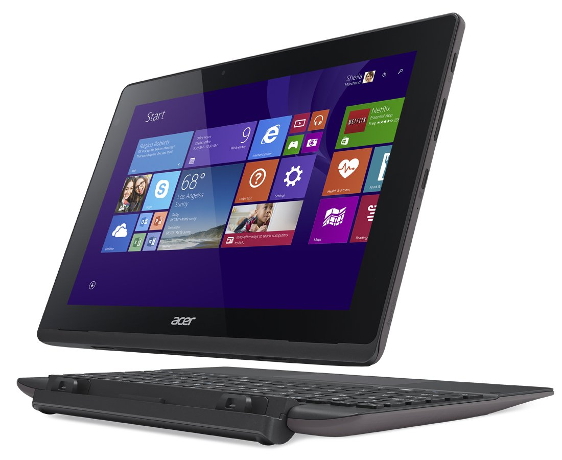 Buy Acer Aspire Switch 10 E SW3-013-1369 Detachable 2 in 1 Touchscreen  Laptop (64GB) Online at Low Prices in India - Amazon.in