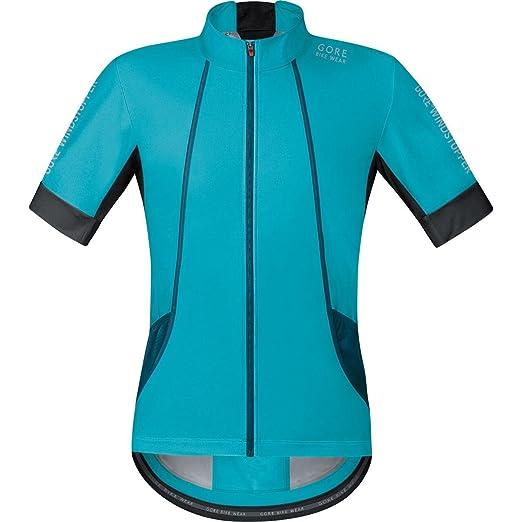 Amazon.com  Gore Bike Wear Oxygen WindStopper Soft Shell Jersey ... e17248b42
