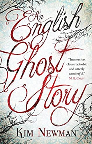 book cover of An English Ghost Story