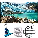 Samsung 65' RU7100 LED Smart 4K UHD TV 2019 Model...