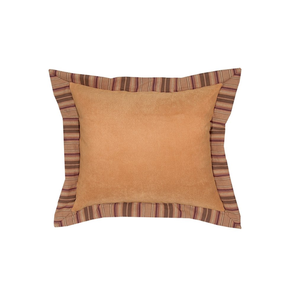 Wooded RiverAutumn Leaf Collection, 26 by 26-Inch, Alt Eurosham