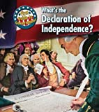 What's the Declaration of Independence? (First Guide to Government)