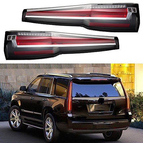 07 Yukon Led Tail Lights - 5