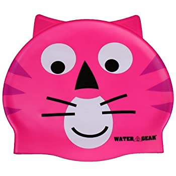 Water Gear Critter Kids Swimming Cap