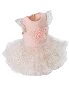 2e7bc9787 Amazon.com  Baby Girl Dresses for 1st Birthday Princess Tulle with ...