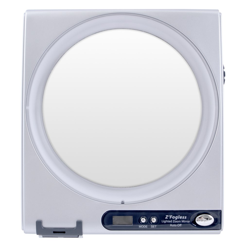 Merveilleux Amazon.com : Zadro 5X   1X Fogless Shower Mirror, Silver Finish : Personal  Makeup Mirrors : Beauty