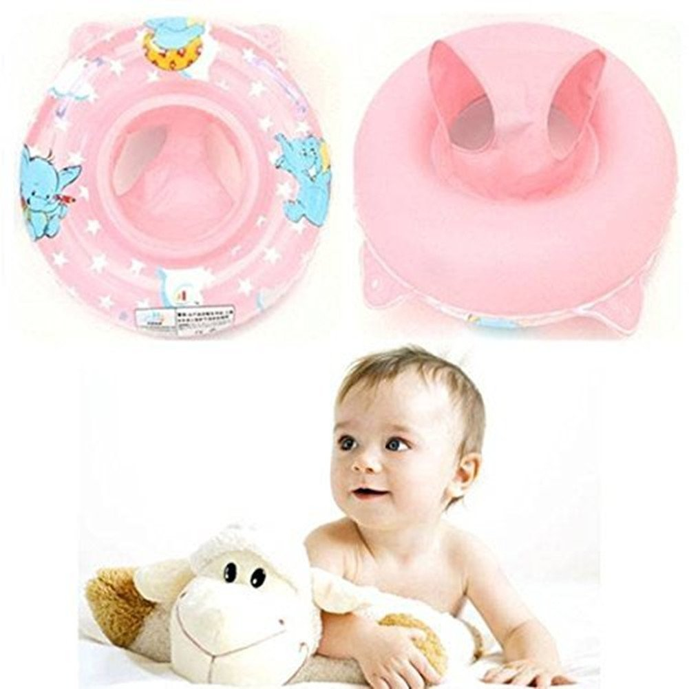 Amazon.com : Baby Kids Toddler Infant Swim Float Baby Inflatable ...