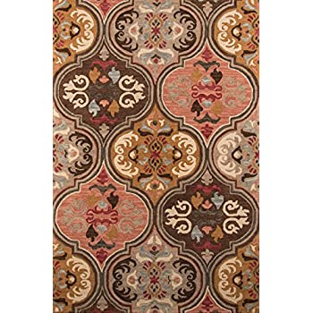 momeni rugs tangier collection 100 wool hand tufted tip sheared area rug 2u0027 x 3u0027 multicolor - Momeni Rugs