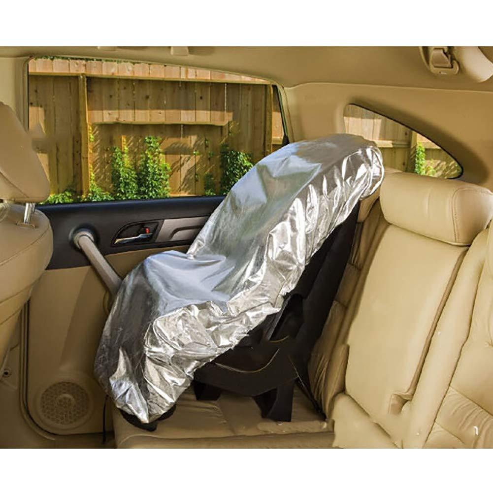 ChengYi Baby Car Seat Cover Sunshade Sunlight Heat UV Rays Reflector Block Protection Anti-Dust CYFC96