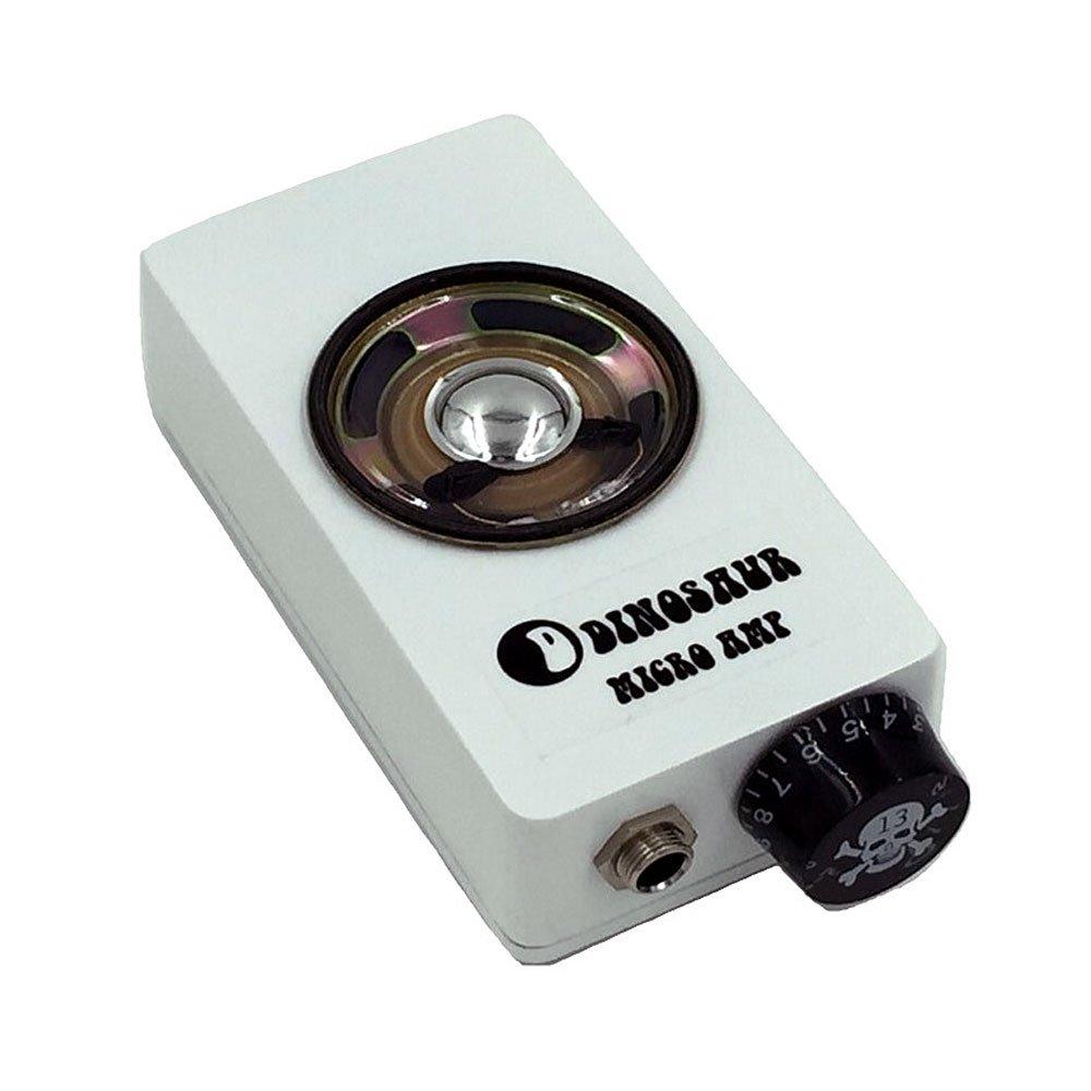 Dinosaur Mini Guitar Amplifier Micro Amp HIGH GAIN
