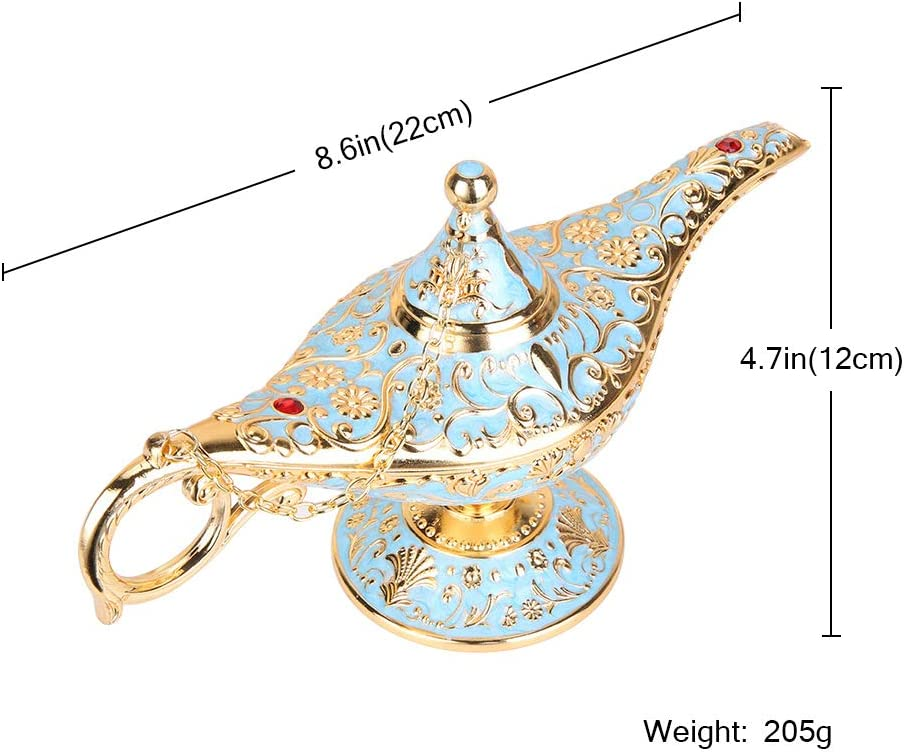 Arabian Nights Rub Them and Make Three Wishes Magical Earrings Gift for Her Aladdin/'s Lamp Earrings Aladdin Magical Genie Lamp Magic