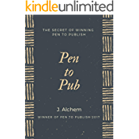 Pen to Pub: The secret of winning Pen to Publish