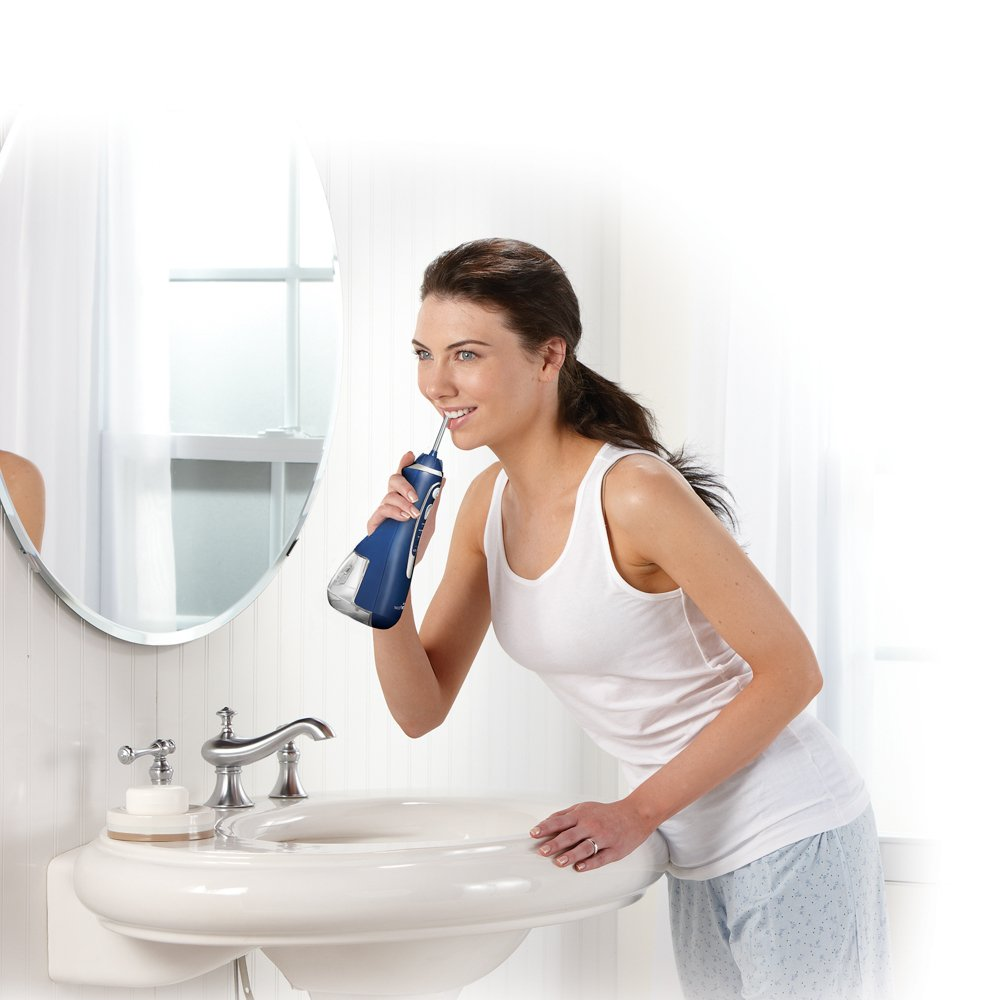 Waterpik Cordless Advanced Water Flosser, Classic Blue by Waterpik (Image #7)