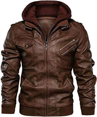 Mens Hoodies Zip Up Big and Tall.Mens Autumn Winter Fashion Pocket Suit Medium Length Long Sleeve Jacket Coat