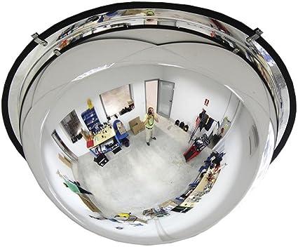 Specchio A Mezza-Cupola 45 Cm