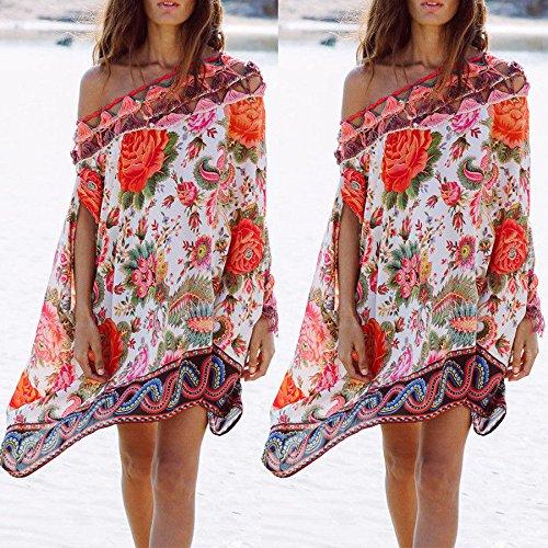 Des Femmes De Plage Bikini Maillot De Bain Beachwear Porter Couvrir Dames Caftan Robe D'été L