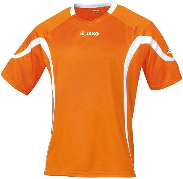 Jako Joker KA - Camiseta de fútbol para niño, color negro/blanco, tamaño 176: Amazon.es: Deportes y aire libre