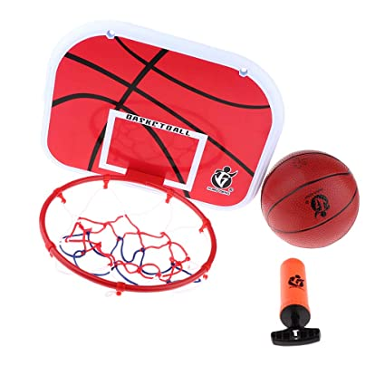 Sharplace Juego de Juguete de Baloncesto para Niños, Equipo ...