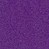 54'' Wide Sparkle Vinyl Purple Fabric By The Yard