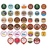 Flavored Coffee Variety Sampler Pack for Keurig K-Cup Brewers, 40 Count offers