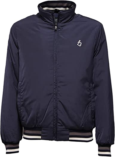 Beverly Hills Polo Club 7332J Giubbotto uomo Blue Jacket Man [L ...